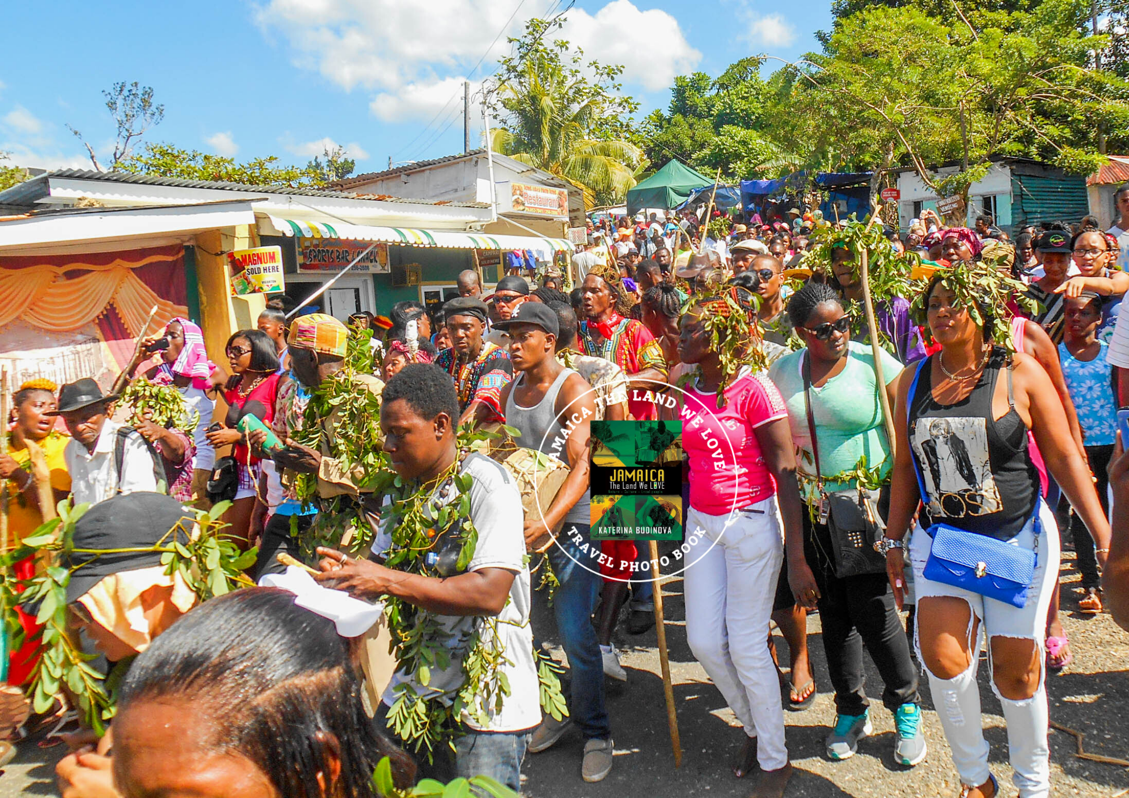 Unique photos from all over Jamaica.